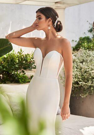 Moonlight Tango T926 Mermaid Wedding Dress