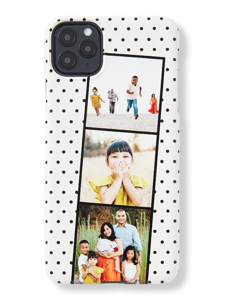 Custom photo phone case gift idea
