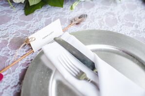 Arrow Place Cards