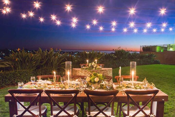Gallery & Brilliant Event Lighting - Encinitas CA azcodes.com