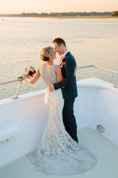 The Carolina Girl Yacht - Charleston