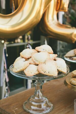 Mini Heart-Shaped Hand Pies