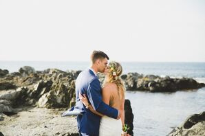 Tara and Matthew's Waterfront Wedding