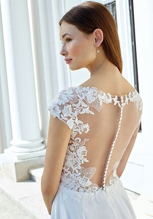 Adore by Justin Alexander 11123 A-Line Wedding Dress