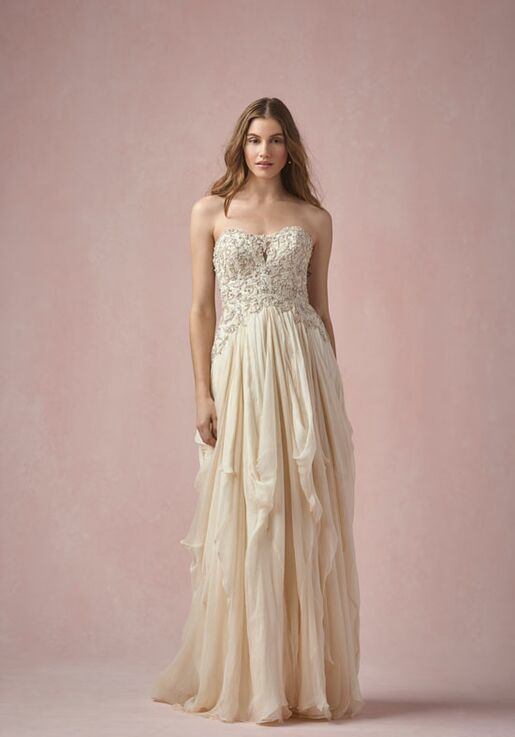 Willowby by Watters Florence 55519 A-Line Wedding Dress