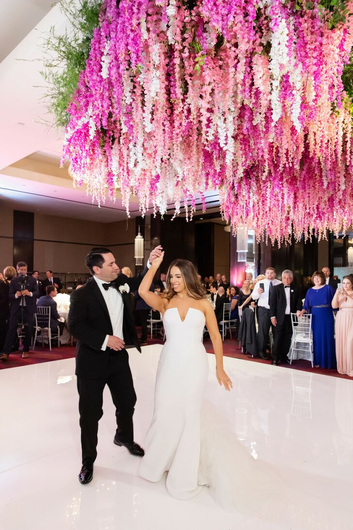 Romantic Wedding at The Joule in Dallas, Texas