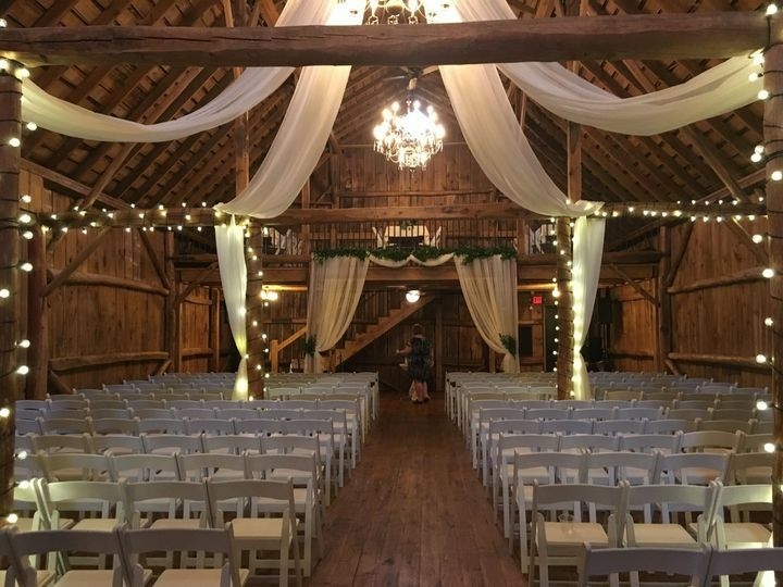 Minnesota Barn Venues Rolling Ridge Wedding & Events Center