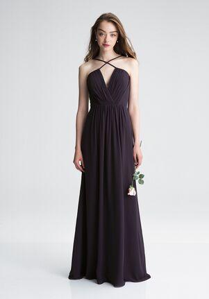 Bill Levkoff 1405 V-Neck Bridesmaid Dress