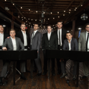 Indianapolis, IN Dueling Pianos | Felix and Fingers Dueling Pianos
