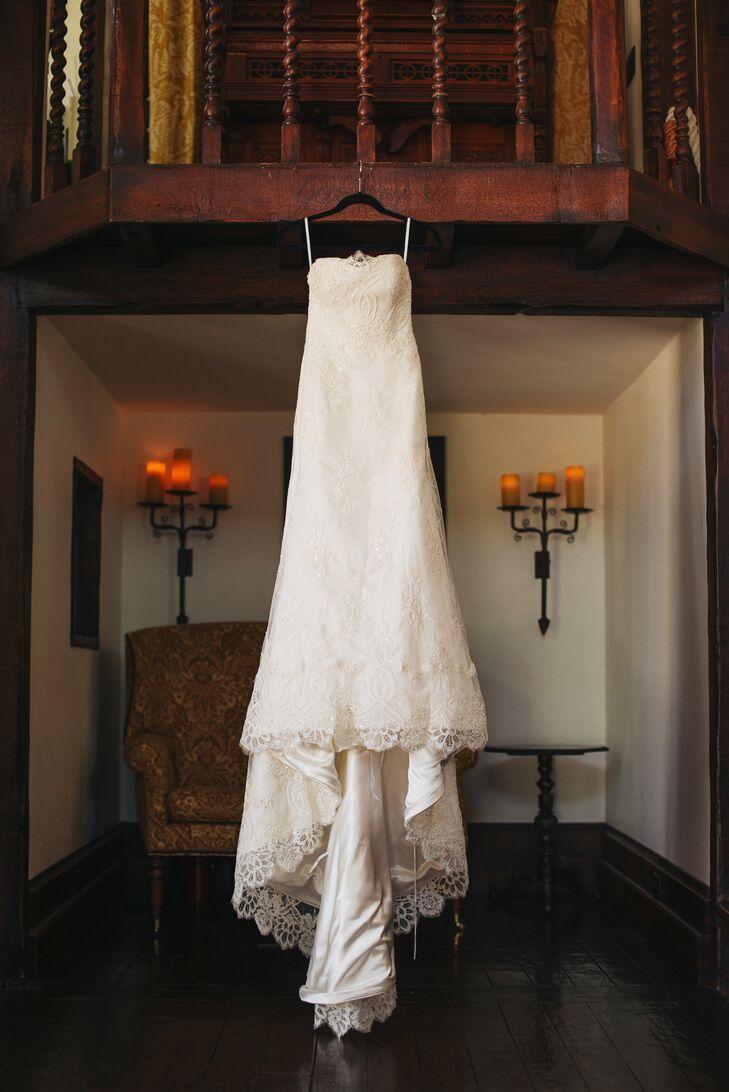 Cream Colored Wedding Dresses