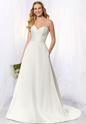 Morilee by Madeline Gardner/Voyage Annie A-Line Wedding Dress
