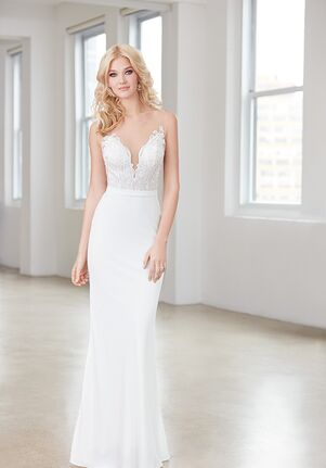 Madison James MJ355 Sheath Wedding Dress