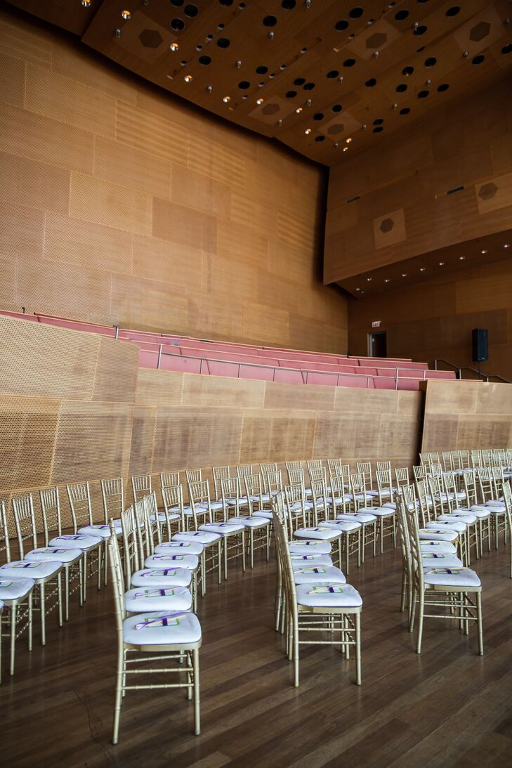 Modern Ceremony at Jay Pritzker Pavilion