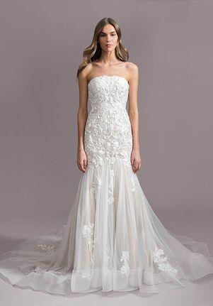 Ti Adora by Allison Webb 7960 Shiloh Mermaid Wedding Dress