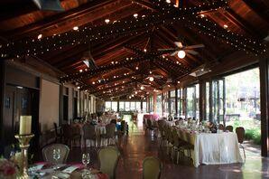 Rustic The Deerpark Restaurant Wedding Reception