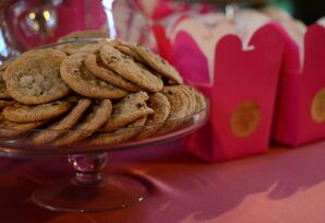 Local Cookie Favors with Pink Take GoBoxes