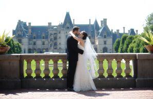 Kelsey and Andrew's Romantic Biltmore Estates Celebration