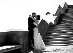 Kelsey and Andrew's Biltmore Estates Wedding