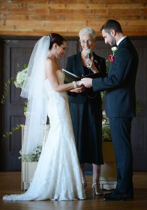 Kelsey and Andrew's North Carolina Ceremony