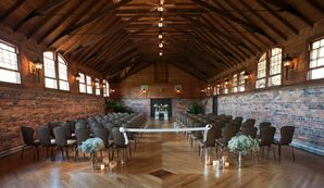 Kelsey and Andrew's Indoor Lodge Ceremony