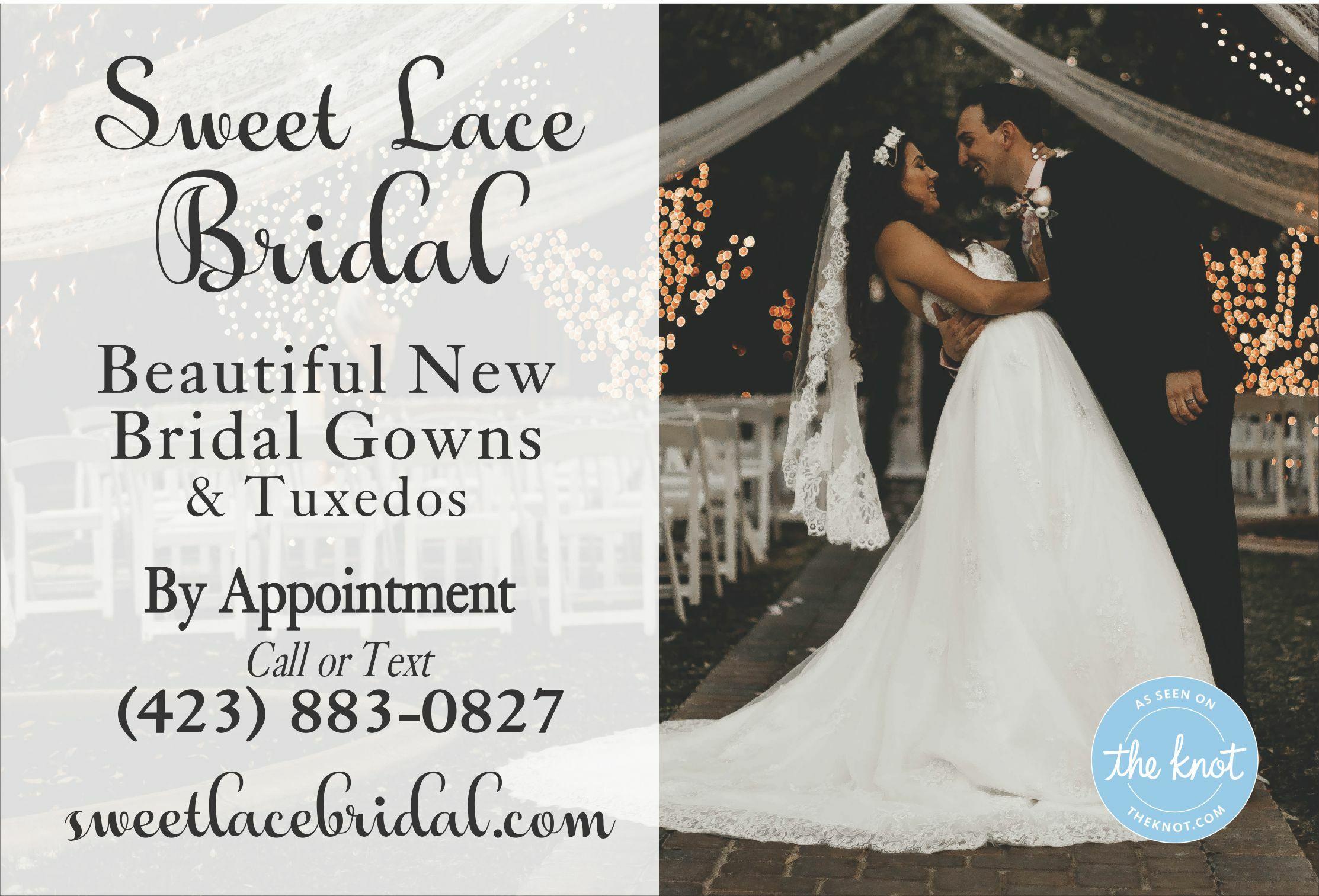 Sweet Lace Bridal Bridal Salons Fort Oglethorpe Ga