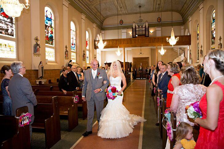 Jessica's Church Processional