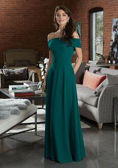 Morilee by Madeline Gardner Bridesmaids 21596 Off the Shoulder Bridesmaid Dress