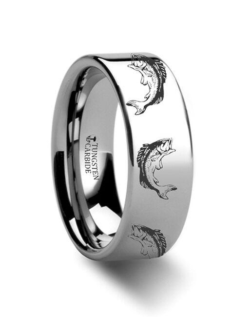 Mens Tungsten Wedding Bands F0949 Tungsten Wedding Ring