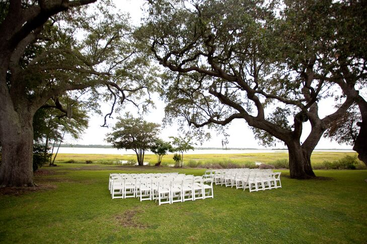 Charleston Riverfront Outdoor Ceremony