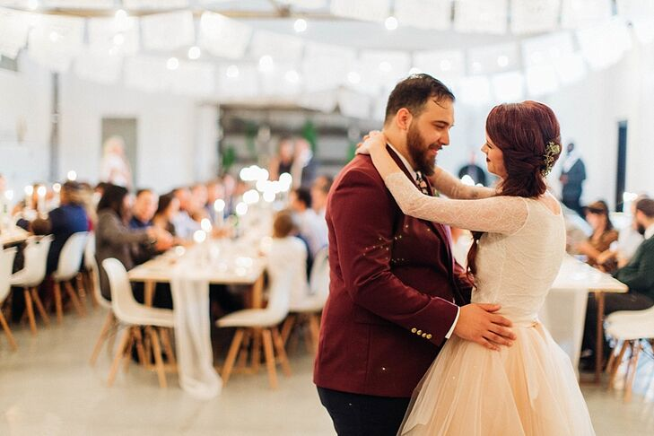 First Dance at Six Hundred King in Jacksonville, Florida