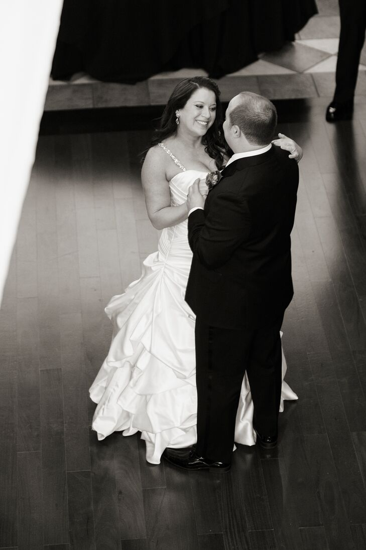 Emily and Corey First Dance
