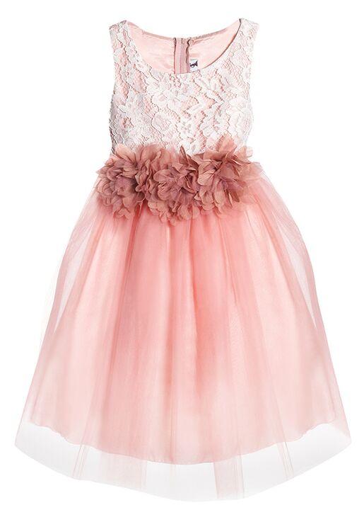 Kid's Dream 414-F Gold Flower Girl Dress