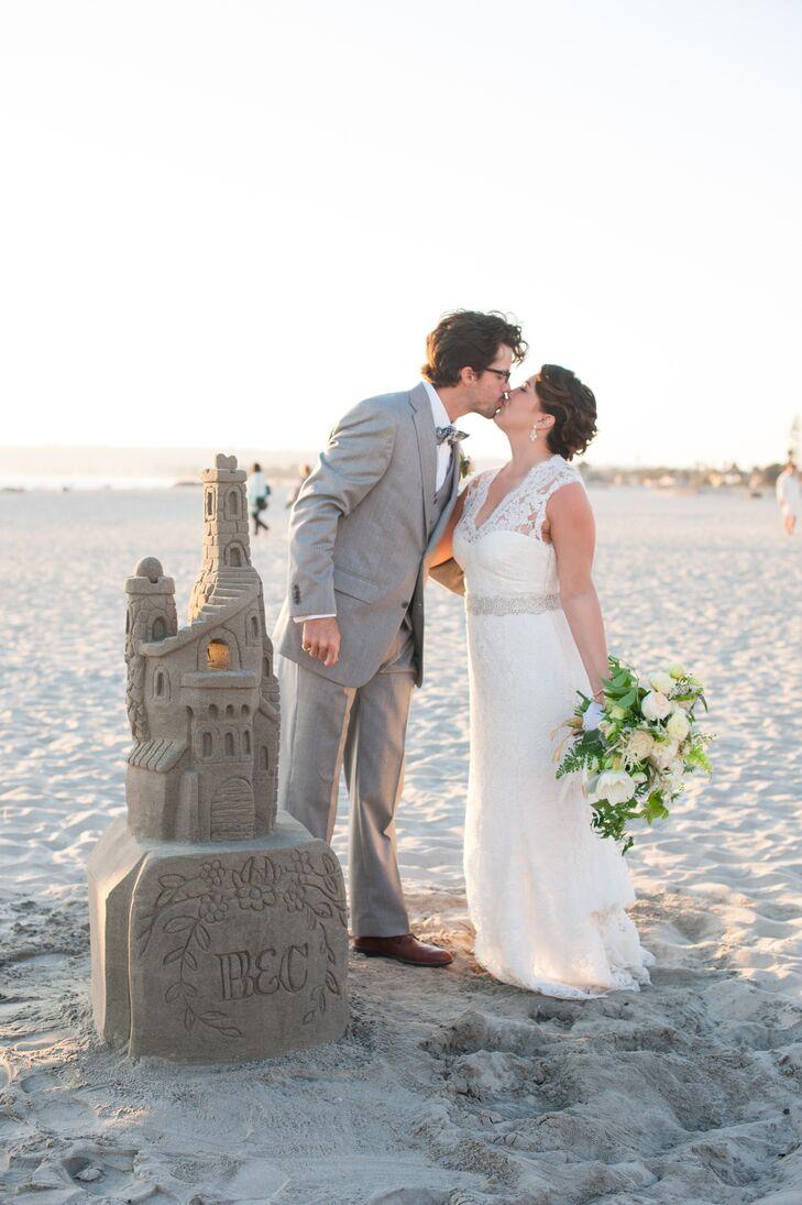A Vintage, Historic-Inspired Wedding At Hotel Del Coronado