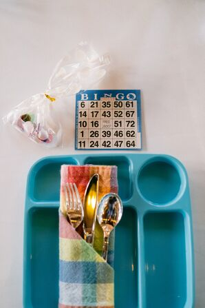 Colorful Place Setting for Kids