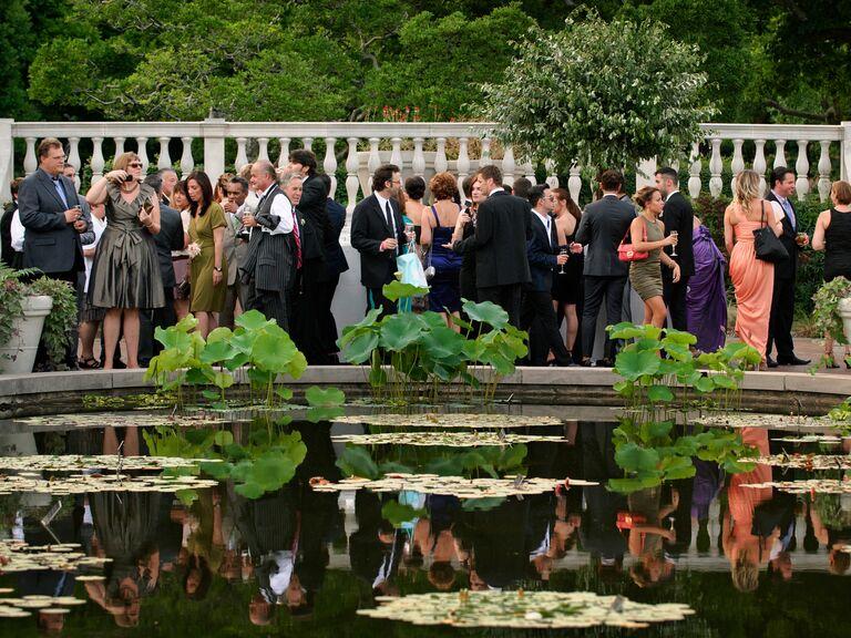 Semiformal Wedding