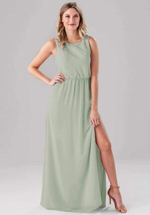 Kennedy Blue Amanda Scoop Bridesmaid Dress