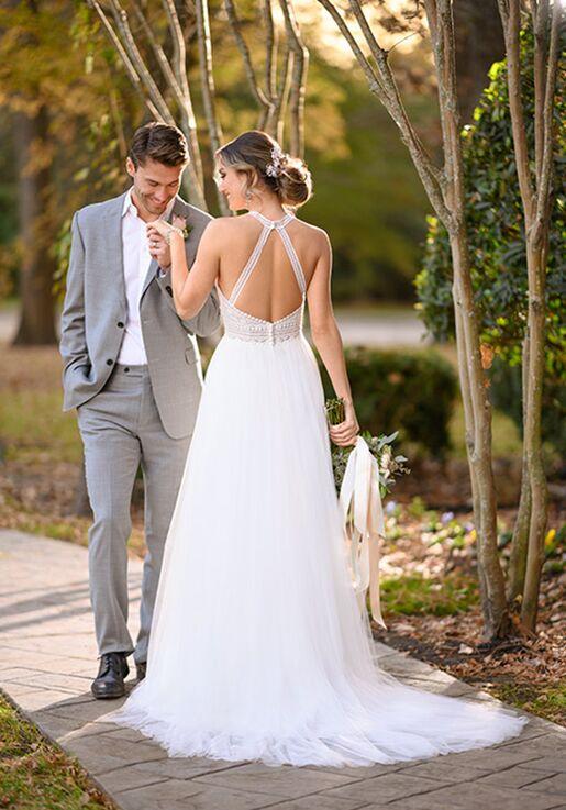 Stella York 6971 A-Line Wedding Dress