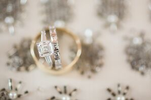 Engagement Ring Inspired by Grace Kelly's