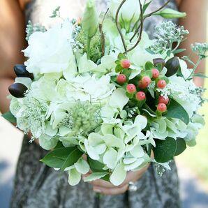 Natural Bridesmaid Bouquet