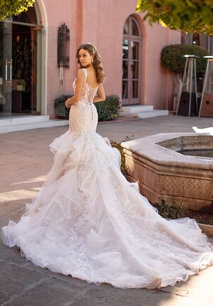 Val Stefani NURA Mermaid Wedding Dress