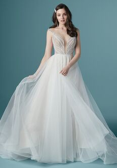 Maggie Sottero NINA A-Line Wedding Dress