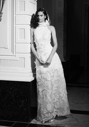 Viktor&Rolf Mariage ORGANZA LACE FLOWER GOWN A-Line Wedding Dress