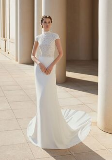 Rosa Clara Couture SALOME A-Line Wedding Dress