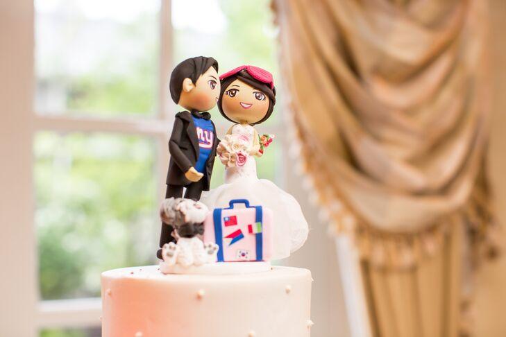Cute Custom Cake Toppers
