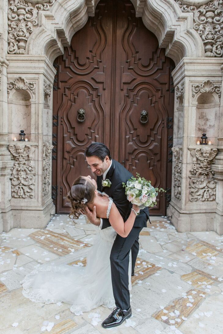 A Traditional Summer Wedding At The Mission Inn In Riverside