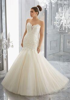 Morilee by Madeline Gardner/Julietta Mischa   Style 3227 Mermaid Wedding Dress