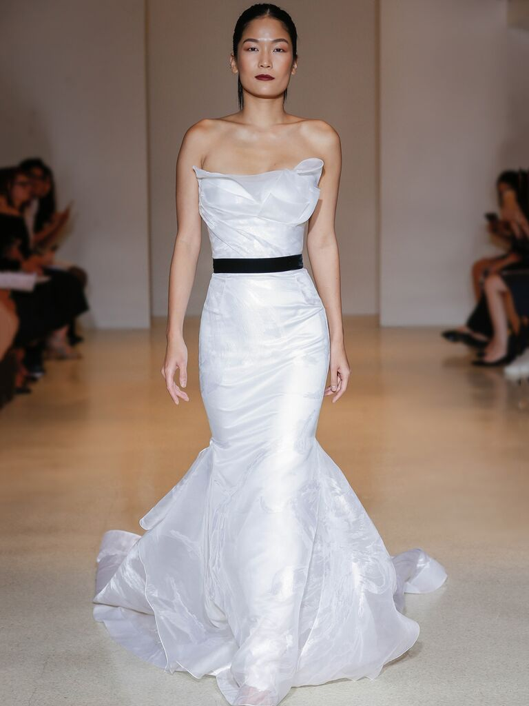 Carol Hannah 2019 Collection Bridal Fashion Week Photos