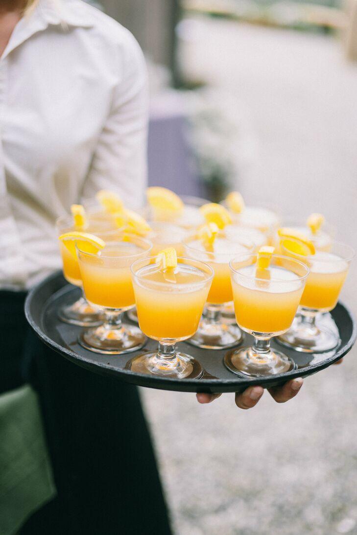 Signature Orange Cocktail