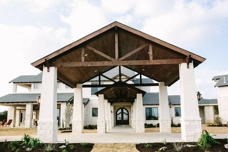 Wedding reception venues in austin tx the knot cricket hill ranch junglespirit Choice Image