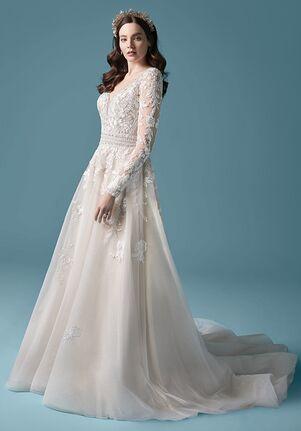 Maggie Sottero RAPHAEL A-Line Wedding Dress
